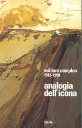 William Congdon (1912-1998):  Analogia  dell' icona